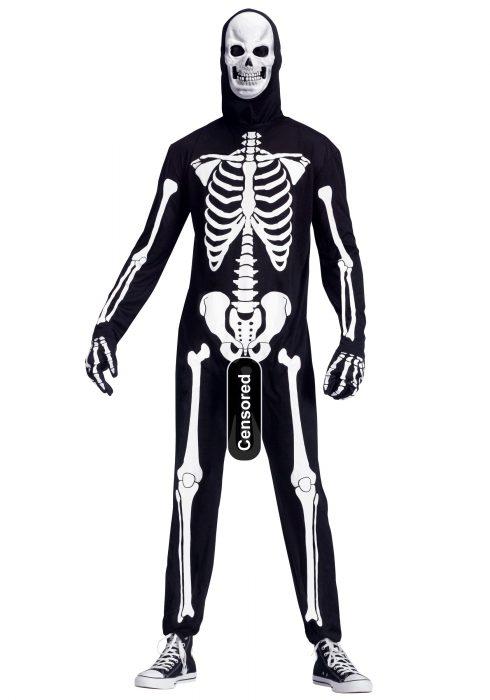 Skeleboner Costume