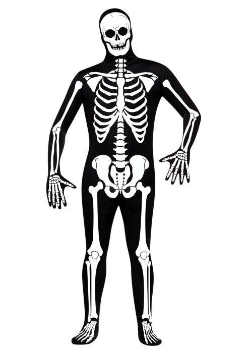 Skeleton Zentai Suit