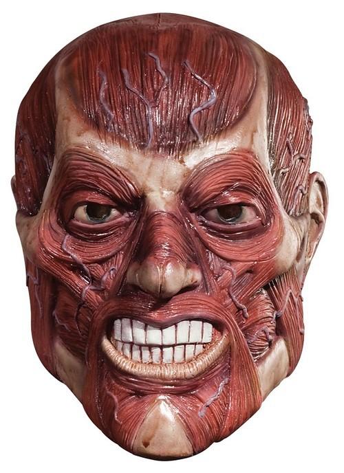 Skinner Halloween Mask