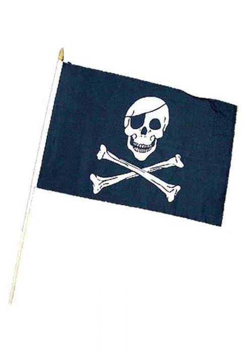 Skull & Crossbones Pirate Flag