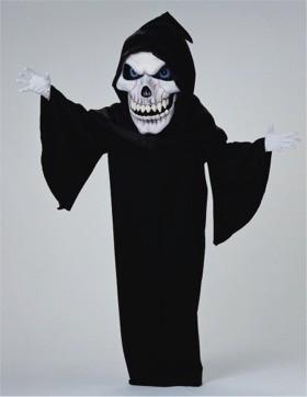 Skull Mascot Costume