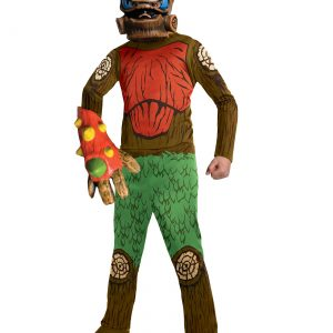 Skylanders Boys Tree Rex Costume