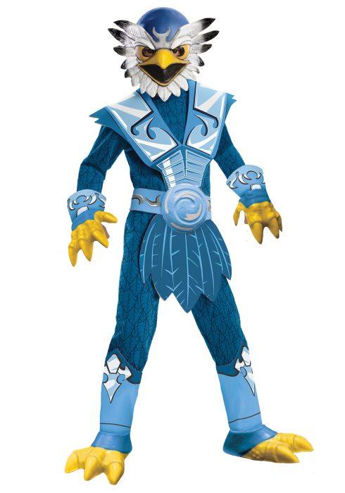 Skylanders Deluxe Jet-Vac Costume