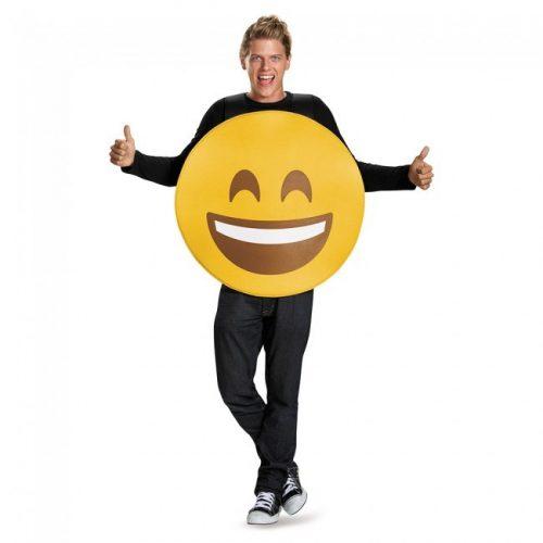 Smile Emoticon Costume
