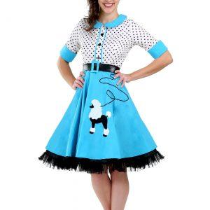 Sock Hop Cutie Plus Size Women's Costume
