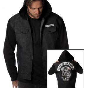 Sons of Anarchy Denim Jacket