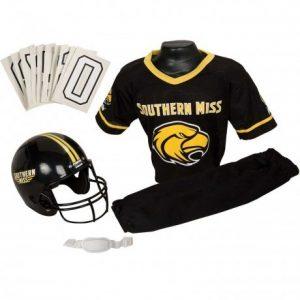 Southern Mississippi Eagles Youth Uniform Set