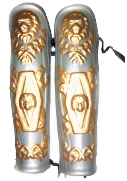Spartan Leg Shields