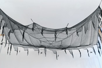 Spider Web Ceiling Prop