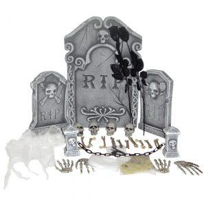 Spooky Graveyard Kit