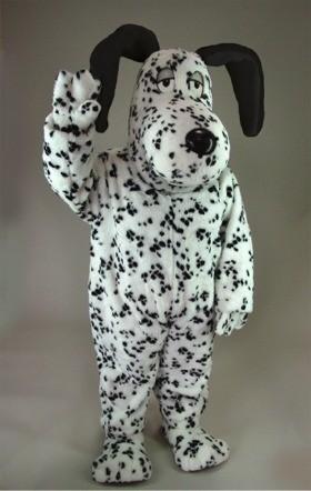 Spotty Mascot Costume