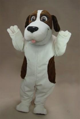 St. Bernard Mascot Costume