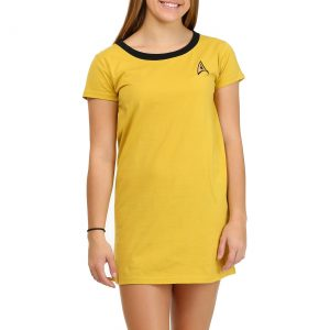 Star Trek Captain Kirk Women's Sleep Shirt