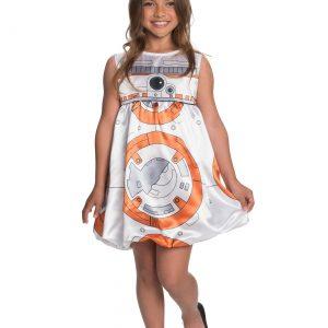Star Wars BB8 Girls Dress