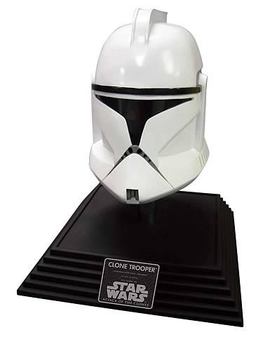 Star Wars Collector Clone Trooper Helmet