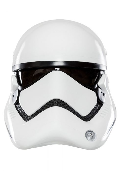 Star Wars First Order Stormtrooper Replica Helmet by Anovos