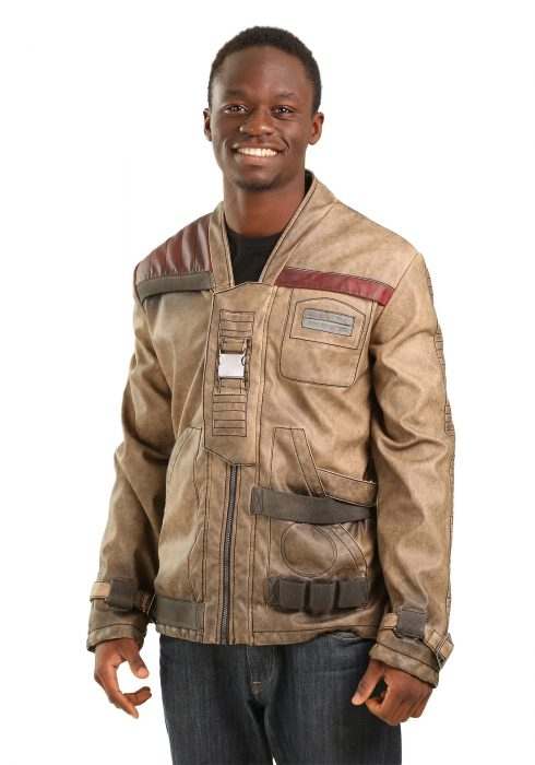 Star Wars Force Awakens Finn / Poe Dameron Plus Size Jacket
