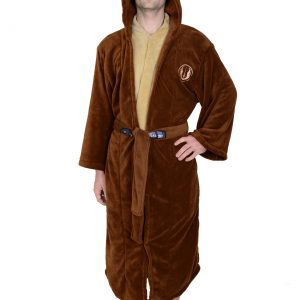 Star Wars Jedi Tunic Hooded Fleece Robe