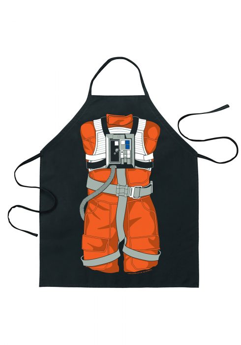 Star Wars Luke Skywalker X-Wing Pilot Character Apron