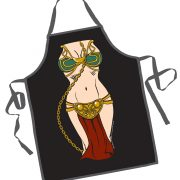 Star Wars Princess Leia Character Apron