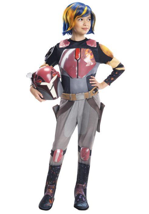 Star Wars Rebels Deluxe Sabine Costume
