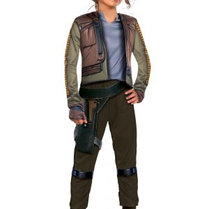 Star Wars: Rogue One Deluxe Jyn Erso Girls Costume