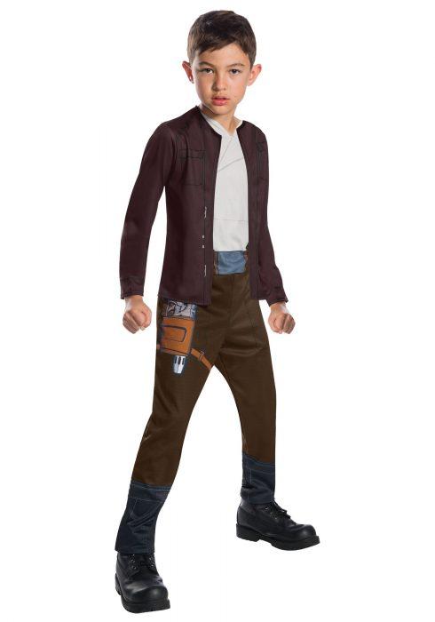 Star Wars The Last Jedi Classic Poe Dameron Child Costume