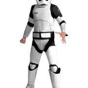 Star Wars The Last Jedi Deluxe Stormtrooper Kids Costume