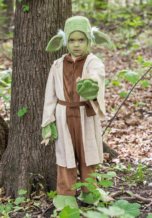 Star Wars Yoda Kids Costume
