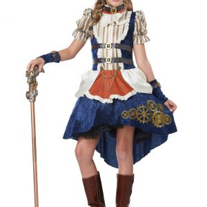 Steampunk Teen Girls Costume
