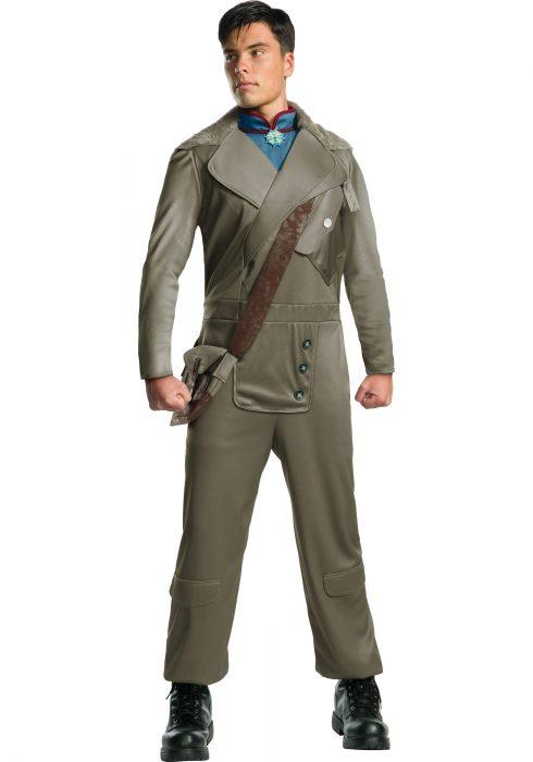 Steve Trevor Deluxe Men's Costume