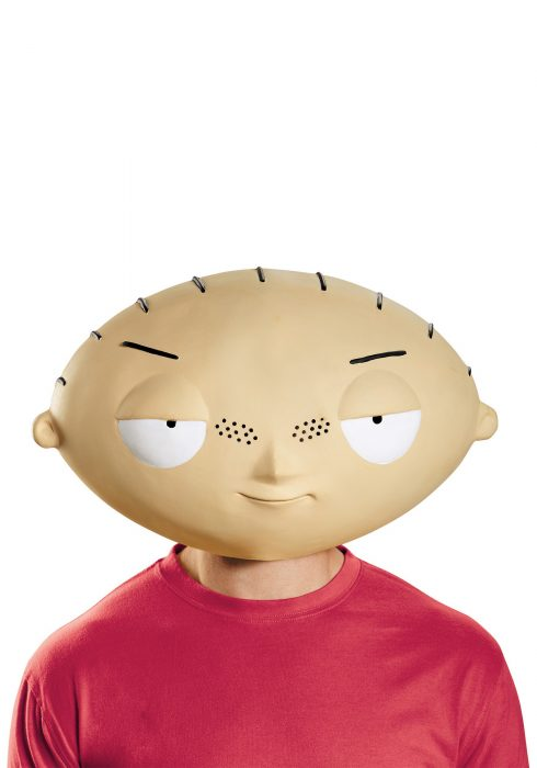 Stewie Deluxe Adult Mask