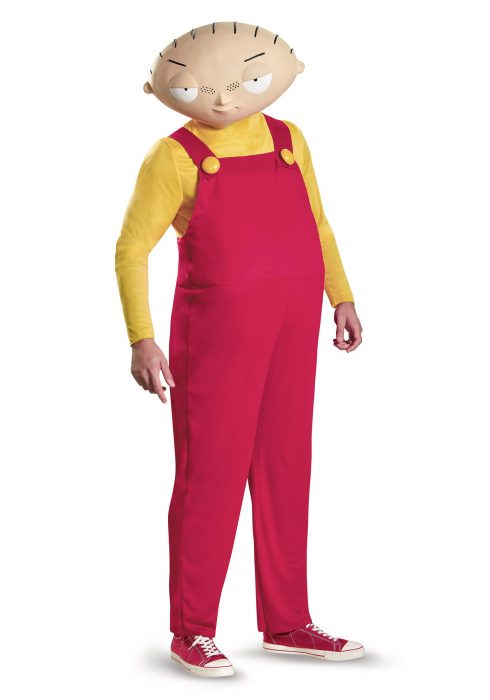 Stewie Griffin Deluxe Plus Size Costume