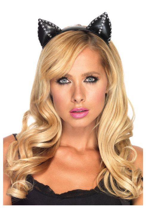 Stitch Kitty Ear Headband