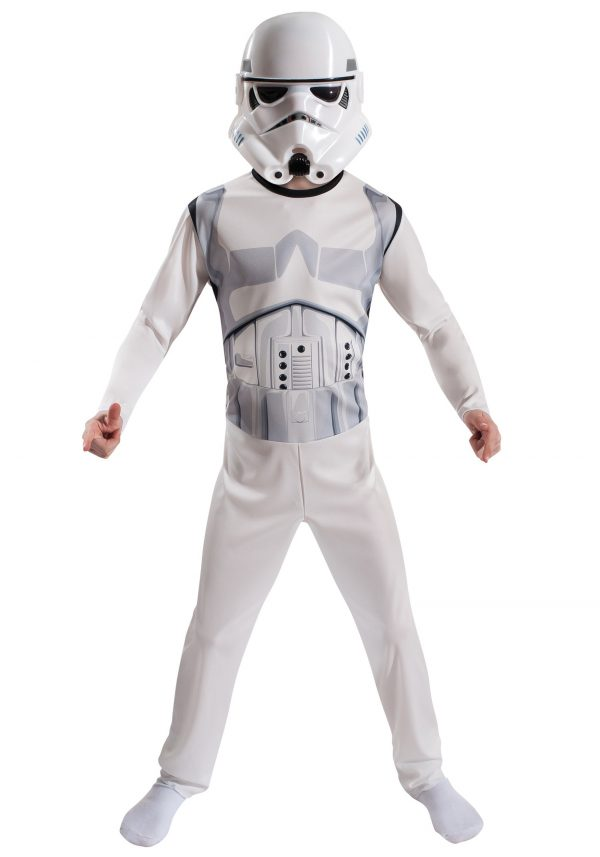 Stormtrooper Costume Dress Up Set