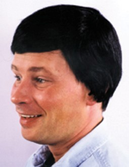 Straight Men's Wig