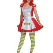 Strawberry Shortcake Deluxe Adult Costume