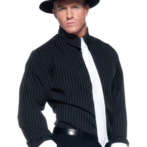 Striped Gangster Shirt