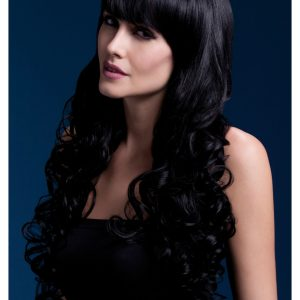 Styleable Fever Isabelle Black Wig