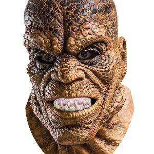 Suicide Squad Killer Croc Overhead Latex Mask