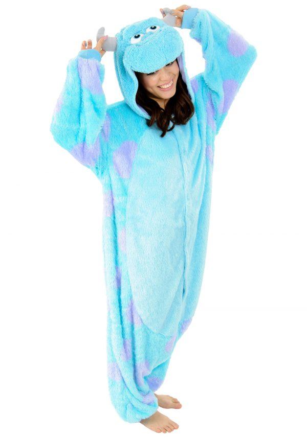 Sulley Pajama Costume