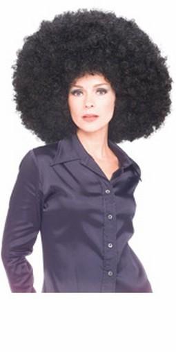 Super Black Afro Wig