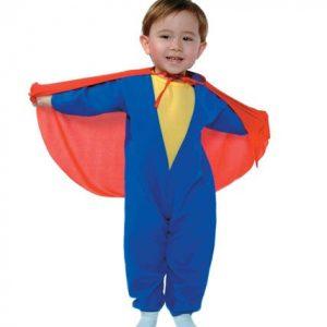 Super Boy Toddler Costume
