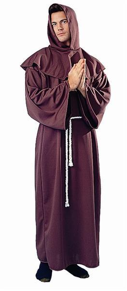 Super Deluxe Monk Costume