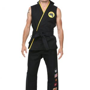 Super Elite Cobra Kai Costume