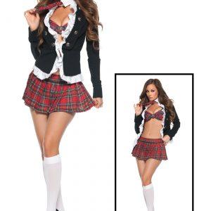 Super Sexy School Girl Costume