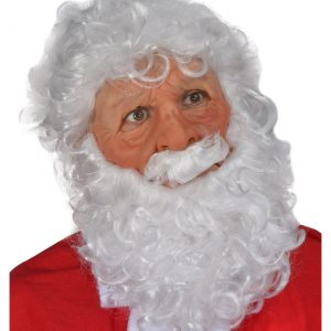 Super Soft Santa Mask