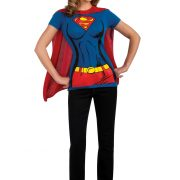Supergirl T-Shirt Costume