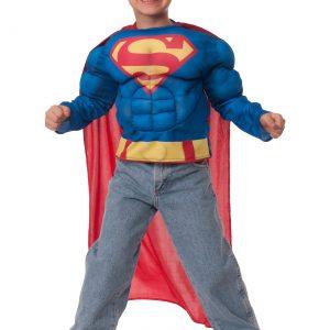 Superman Classic Muscle Chest Dress Up Box Set