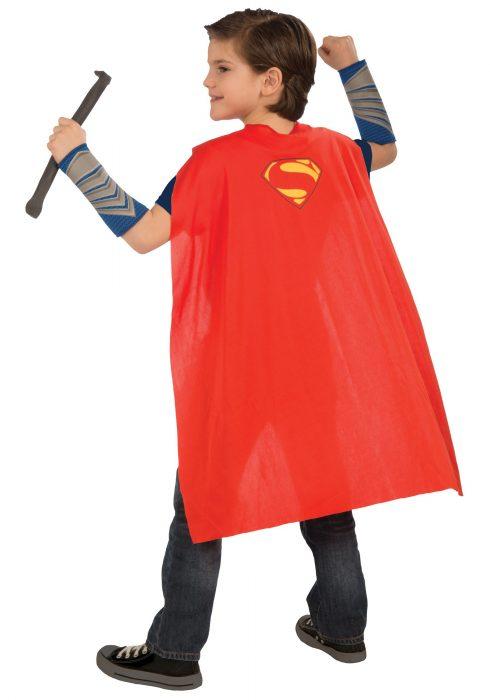 Superman Costume Accessory Dress Up Set